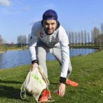 Expert word – Plogging : Picking up junk while Jogging