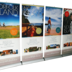 Benefits of Pull-Up Displays, Roll-Up Banners