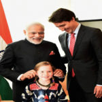 PM Modi and Trudeau meet today, Canadian PM visits India