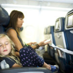 Why are Airplane Seats often Blue?