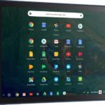 Meet with the First Tablet with Chrome OS