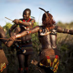 Hamar Tribe Men in Ethiopia 'What They Do to be Mature'
