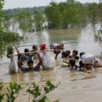 Hundreds of thousands of Rohingyas threatened by landslides