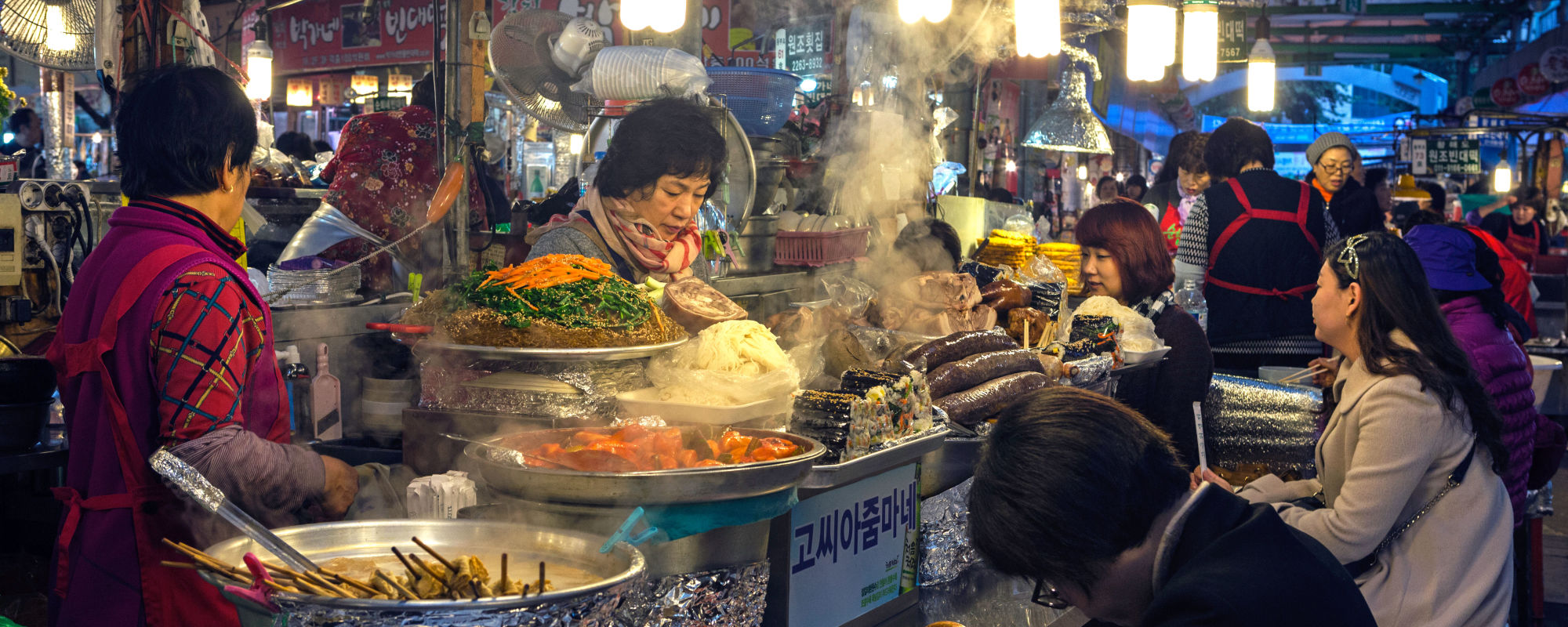 Dongdaemun Market, Dongdaemun District, Seoul, South Korea, Asia