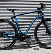 A 3D-printed carbon fiber commuter bicycle by Arevo Labs
