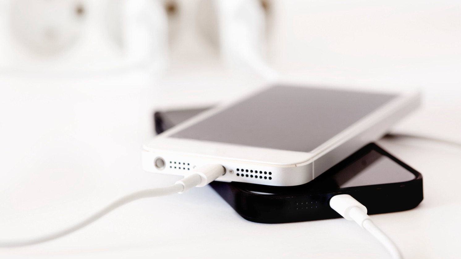Basic rules for charging the iPhone