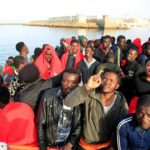 Migrants – Libyan Coastguards Rescue 948 People in the Mediterranean