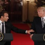 Emmanuel Macron's last call to Donald Trump went wrong according to CNN