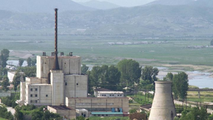 """North Korean Yongbyon site continues its """"operational cycle""""; according to IAEA"""