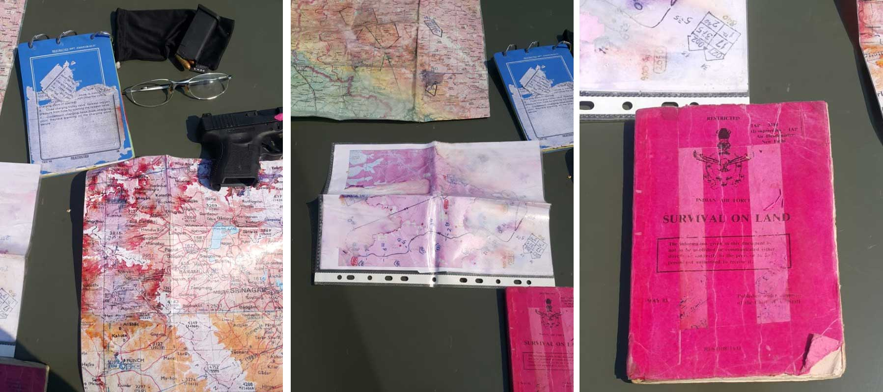 Documents-from-arrested-Indian-pilot