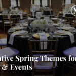 10 Creative Spring Themes for Parties & Events
